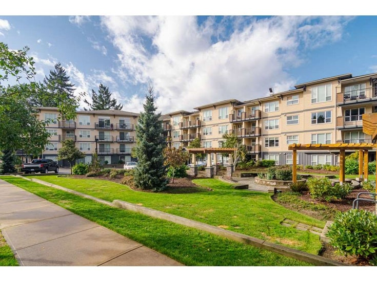 317 2565 CAMPBELL AVENUE - Abbotsford East Apartment/Condo for sale, 1 Bedroom (R2508692)