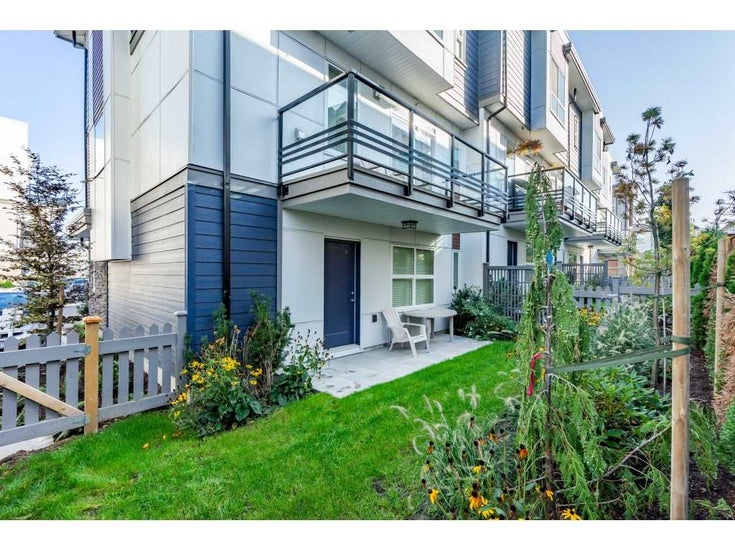 125 7947 209 STREET - Willoughby Heights Townhouse for sale, 3 Bedrooms (R2508699)