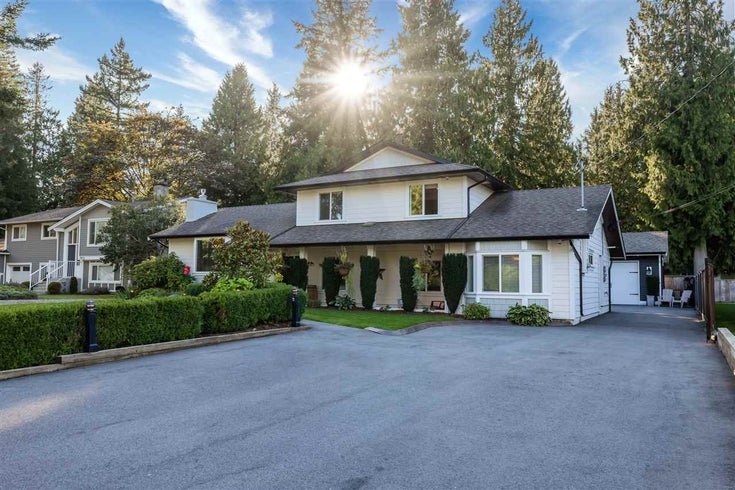 3867 205B STREET - Brookswood Langley House/Single Family for sale, 4 Bedrooms (R2508728)