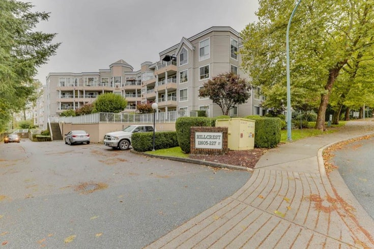 417 11605 227 STREET - East Central Apartment/Condo for sale, 1 Bedroom (R2508742)