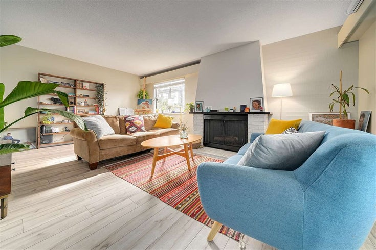 201 3150 PRINCE EDWARD STREET - Mount Pleasant VE Apartment/Condo for sale, 1 Bedroom (R2508748)