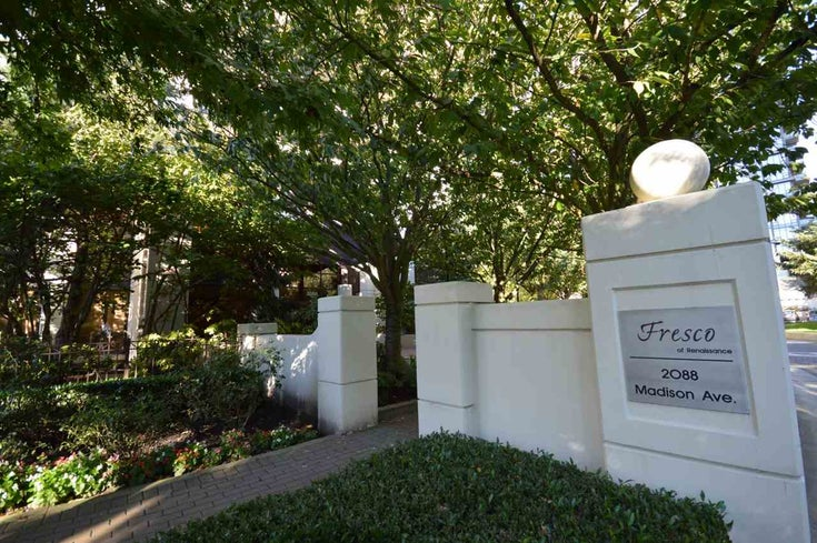 1502 2088 MADISON AVENUE - Brentwood Park Apartment/Condo for sale, 3 Bedrooms (R2508760)
