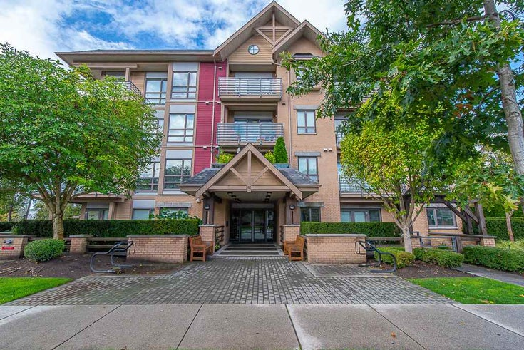 208 5811 177B STREET - Cloverdale BC Apartment/Condo for sale, 2 Bedrooms (R2508787)