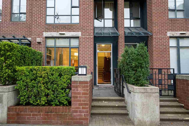 2270 REDBUD LANE - Kitsilano Townhouse for sale, 2 Bedrooms (R2508791)