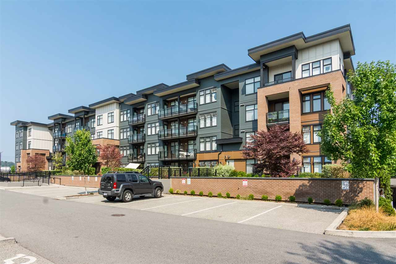 415 20078 FRASER HIGHWAY - Langley City Apartment/Condo for sale, 2 Bedrooms (R2508792) - #1