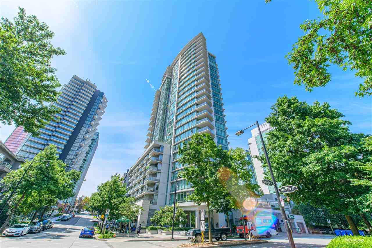 1204 1616 BAYSHORE DRIVE - Coal Harbour Apartment/Condo for sale, 2 Bedrooms (R2508804) - #1