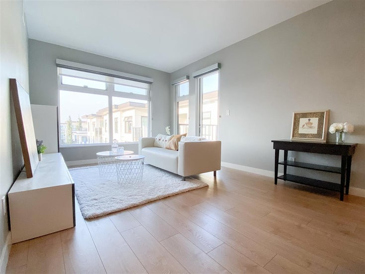 419 9333 TOMICKI AVENUE - West Cambie Apartment/Condo for sale, 2 Bedrooms (R2508853)
