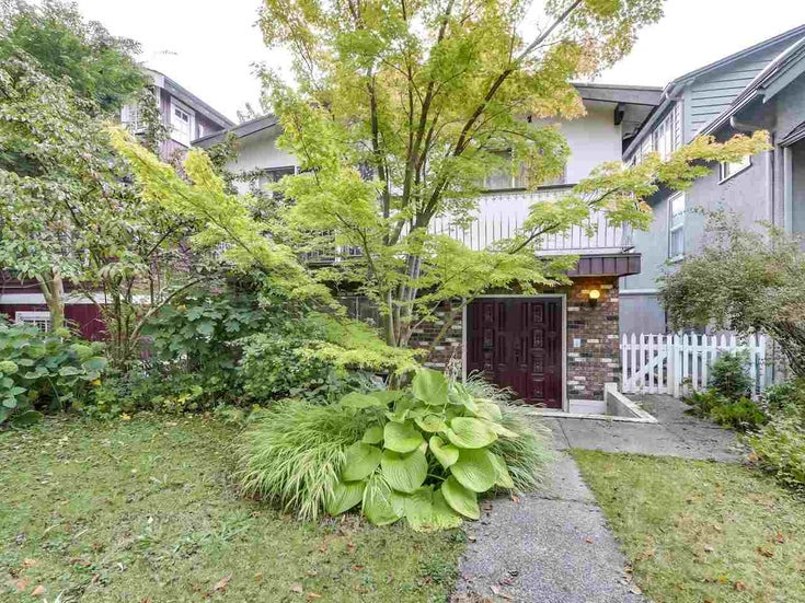 4372 W 13TH AVENUE - Point Grey House/Single Family for sale, 4 Bedrooms (R2508858)