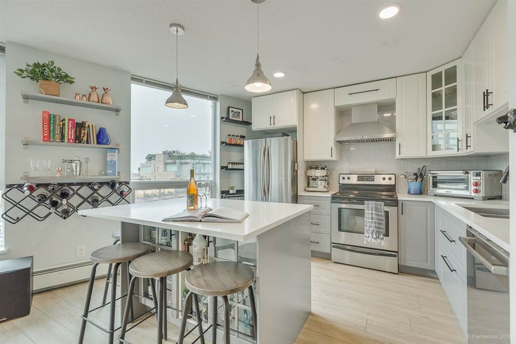 1502 188 KEEFER PLACE - Downtown VW Apartment/Condo for sale, 2 Bedrooms (R2508962)