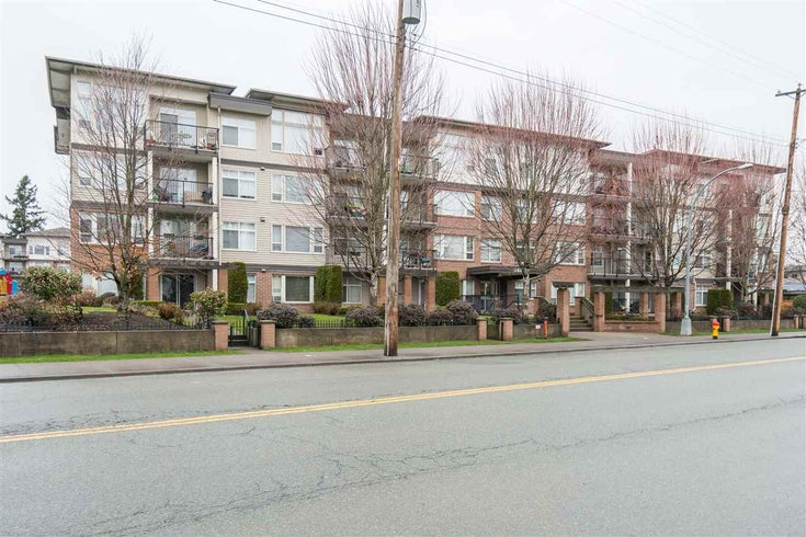 201 46289 YALE ROAD - Chilliwack E Young-Yale Apartment/Condo for sale, 1 Bedroom (R2509014)