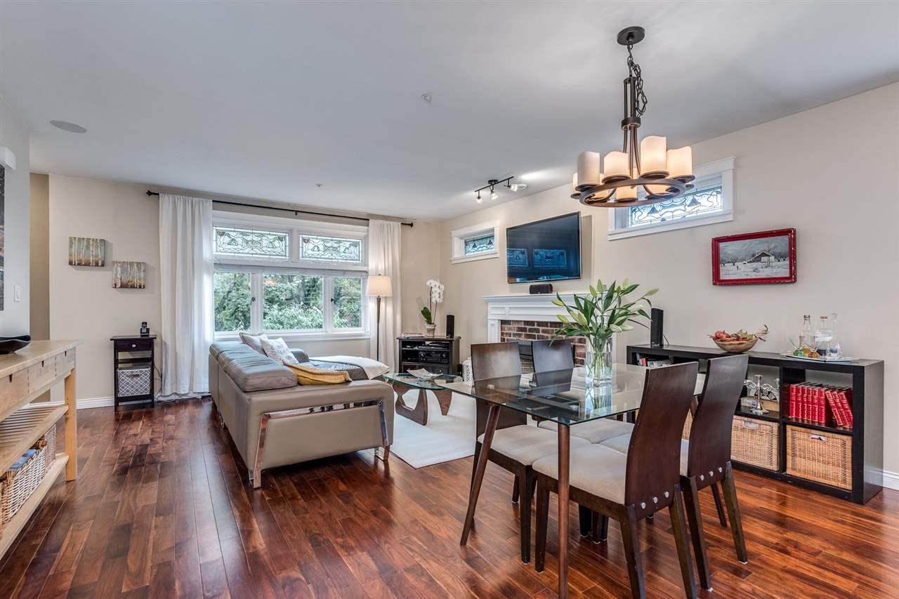 4 2535 W 6TH AVENUE - Kitsilano Townhouse for sale, 3 Bedrooms (R2509015) - #2