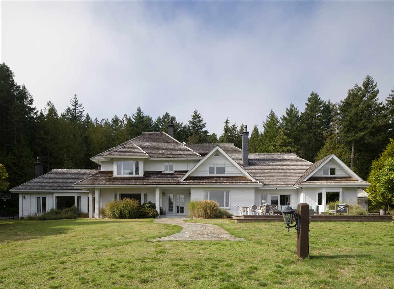 165 N WARBLER ROAD - Galiano Island House with Acreage for sale, 8 Bedrooms (R2509020) - #1