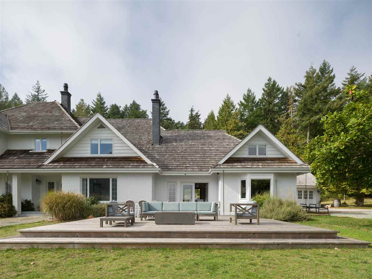 165 N WARBLER ROAD - Galiano Island House with Acreage for sale, 8 Bedrooms (R2509020) - #2