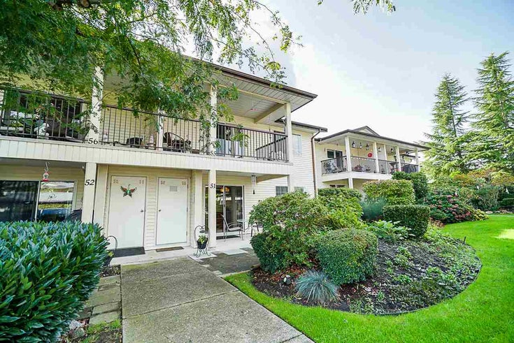 51 6467 197 STREET - Willoughby Heights Townhouse for sale, 1 Bedroom (R2509038)