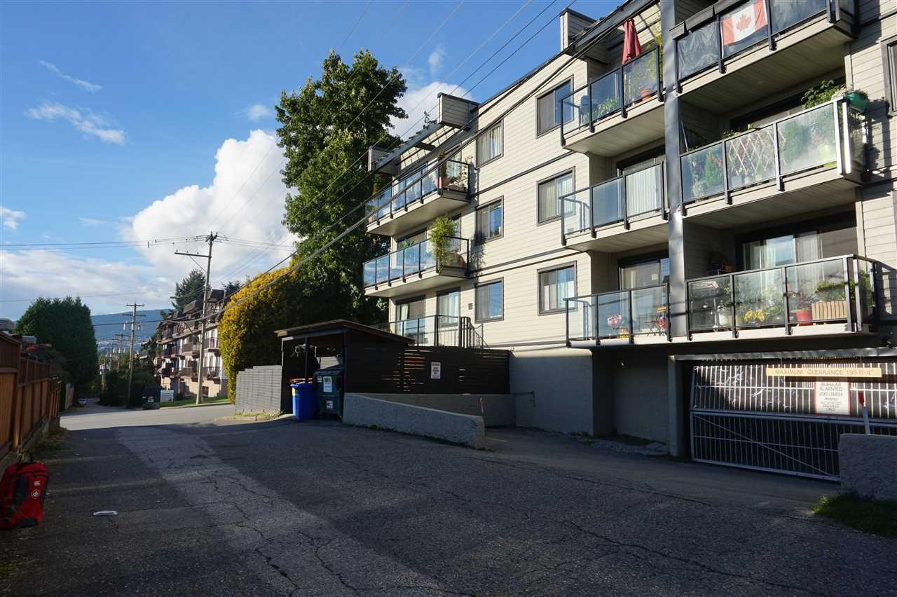 214 240 MAHON AVENUE - Lower Lonsdale Apartment/Condo for sale, 1 Bedroom (R2509040) - #1