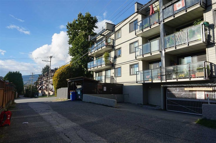 214 240 MAHON AVENUE - Lower Lonsdale Apartment/Condo for sale, 1 Bedroom (R2509040)