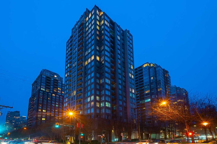 2402 1001 HOMER STREET - Yaletown Apartment/Condo for sale, 2 Bedrooms (R2509081)