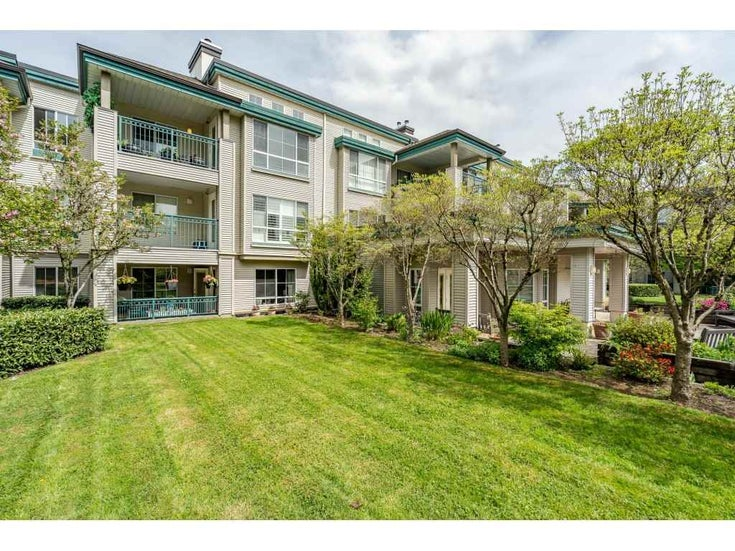 137 19528 FRASER HIGHWAY - Cloverdale BC Apartment/Condo for sale, 1 Bedroom (R2509162)
