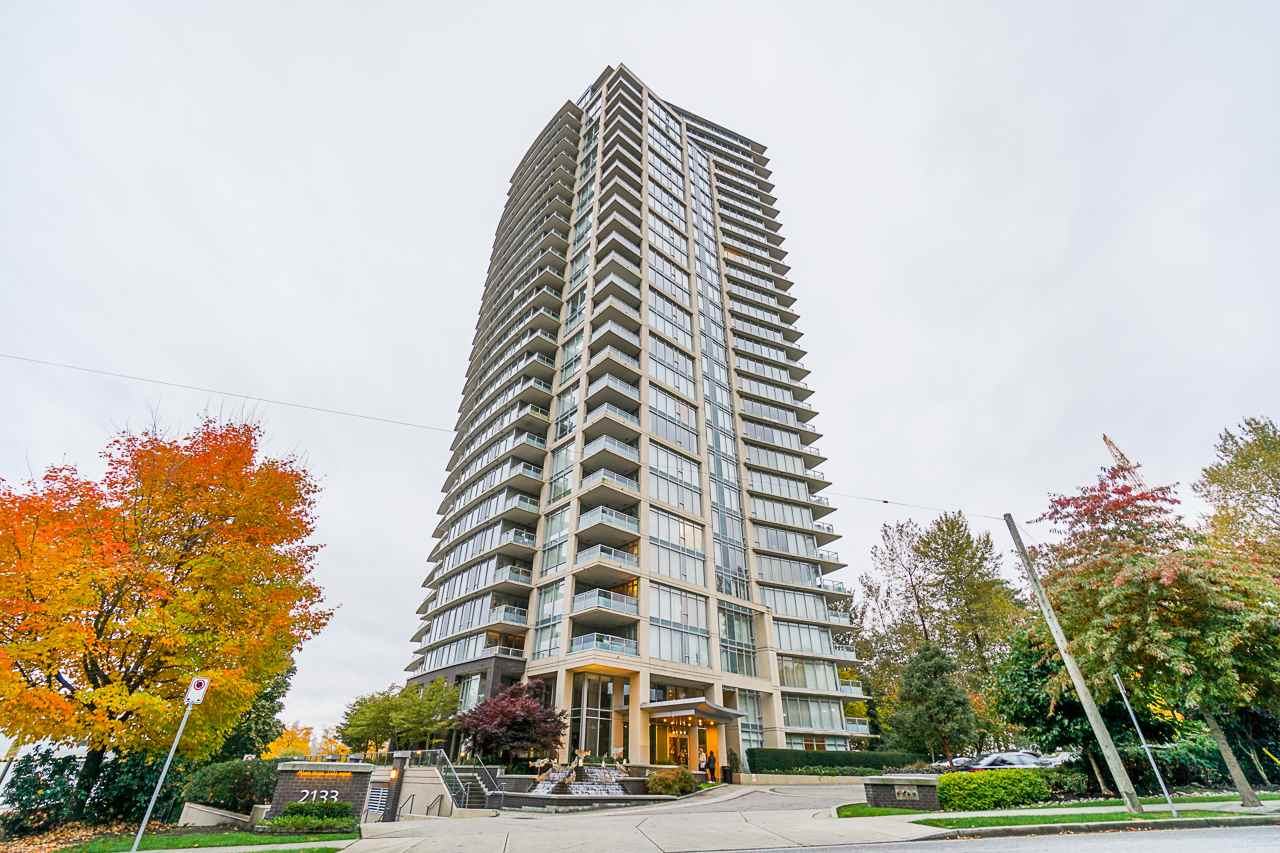 3008 2133 DOUGLAS ROAD - Brentwood Park Apartment/Condo for sale, 2 Bedrooms (R2509165) - #1