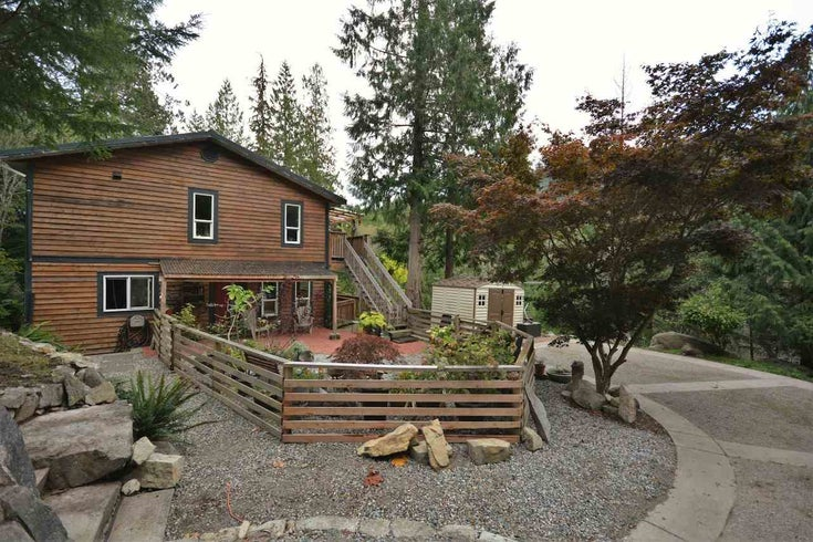 4461 GARDEN BAY ROAD - Pender Harbour Egmont House/Single Family for sale(R2509182)