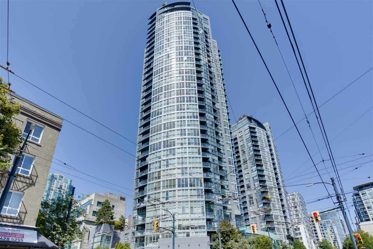 1408 1199 SEYMOUR STREET - Downtown VW Apartment/Condo for sale, 1 Bedroom (R2509212) - #1