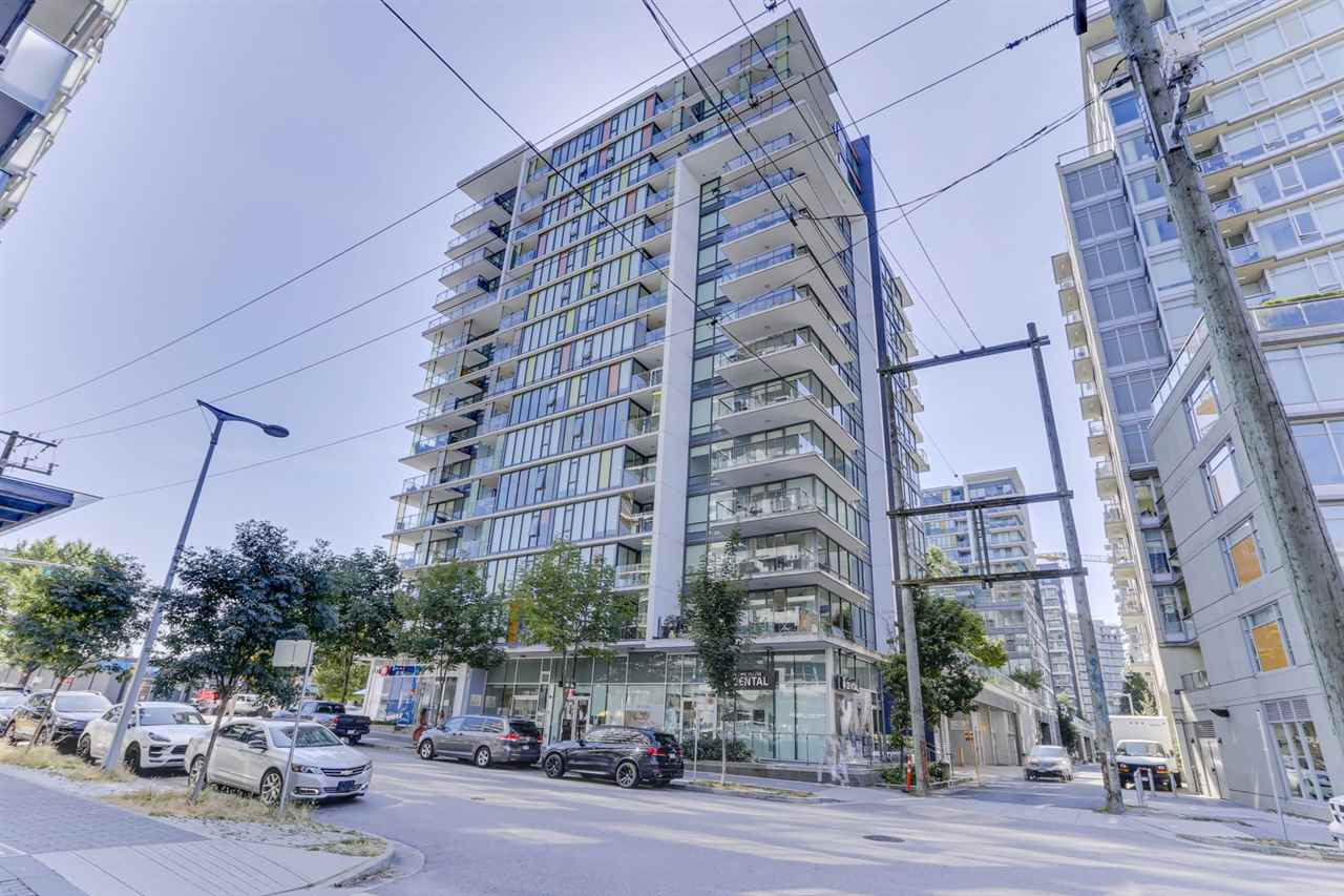 703 1783 MANITOBA STREET - False Creek Apartment/Condo for sale, 1 Bedroom (R2509218) - #1