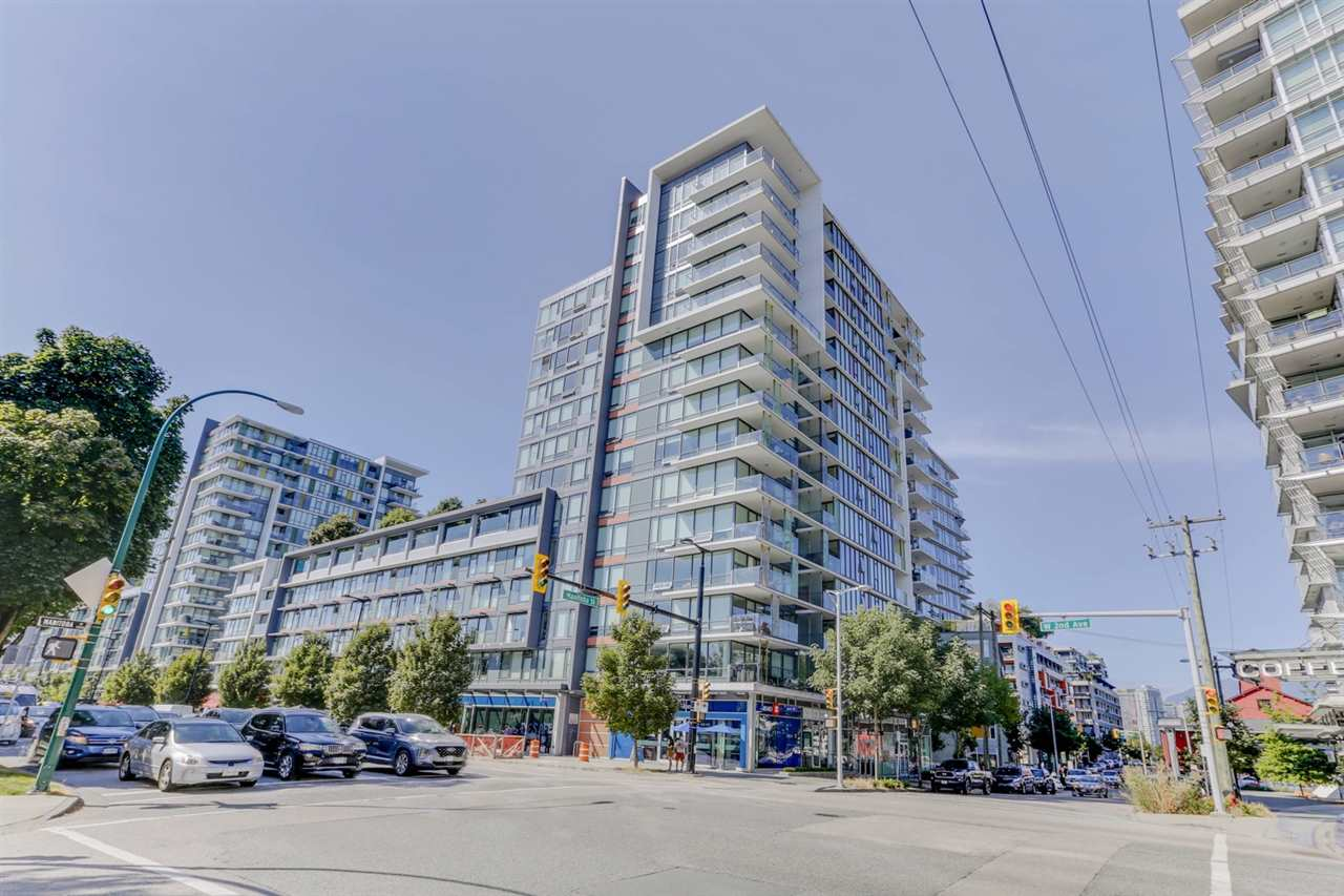 703 1783 MANITOBA STREET - False Creek Apartment/Condo for sale, 1 Bedroom (R2509218) - #2