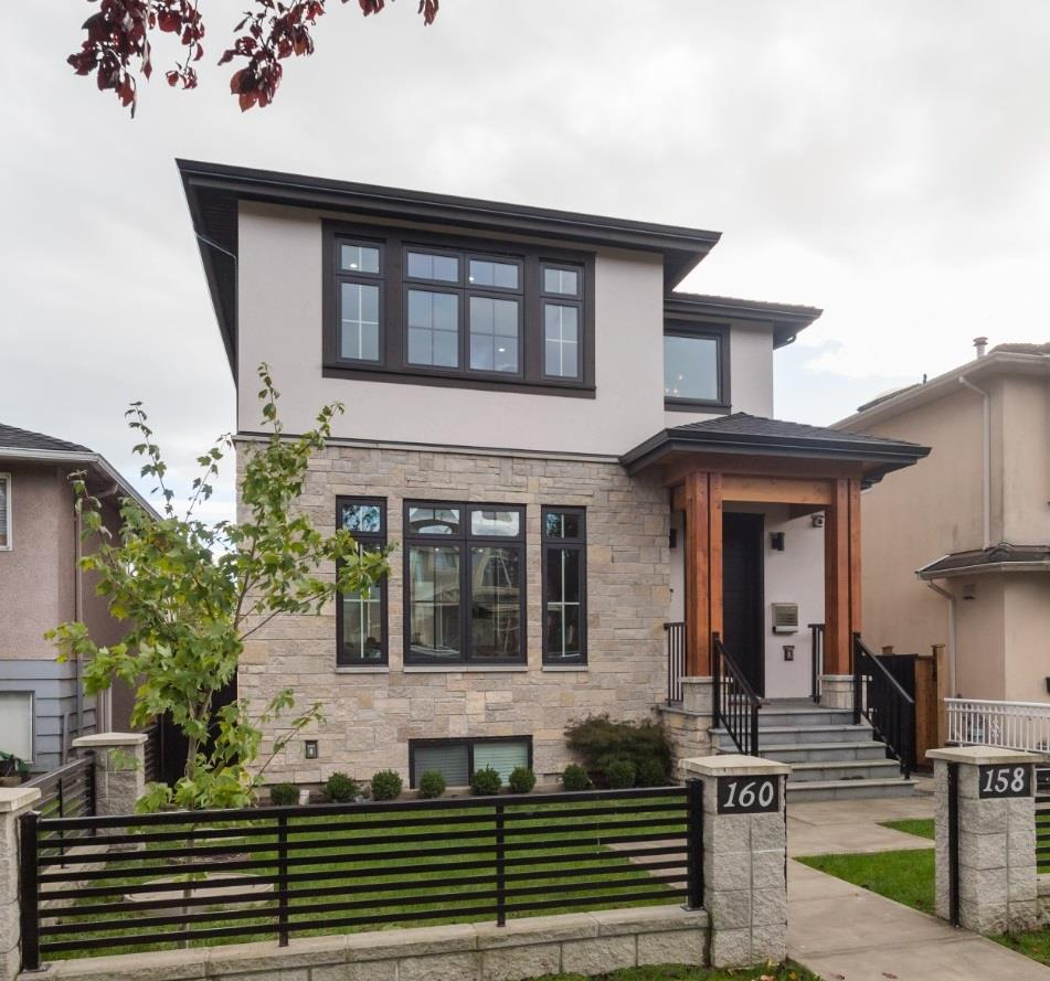 160 E 58TH AVENUE - South Vancouver House/Single Family for sale, 5 Bedrooms (R2509220)