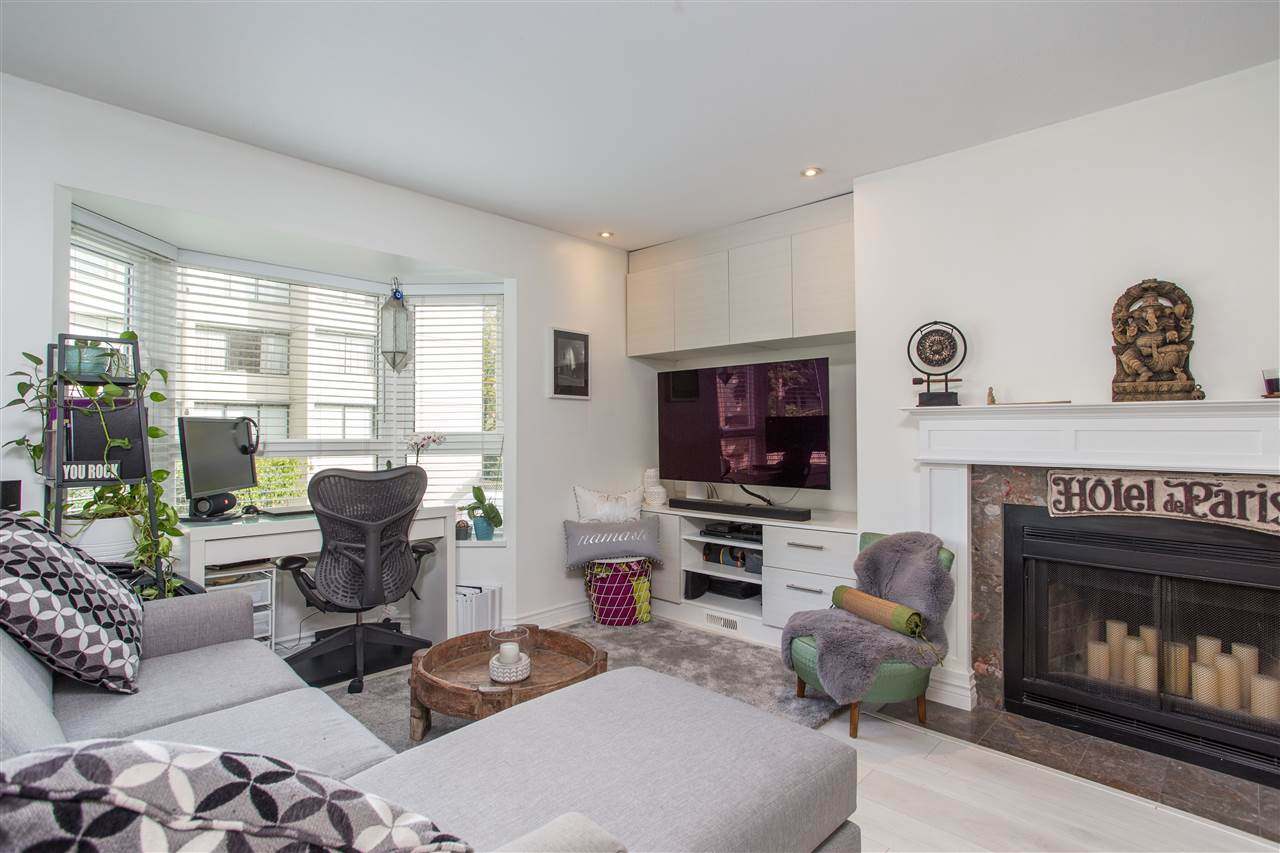 205 1835 BARCLAY STREET - West End VW Apartment/Condo for sale, 1 Bedroom (R2509243) - #1
