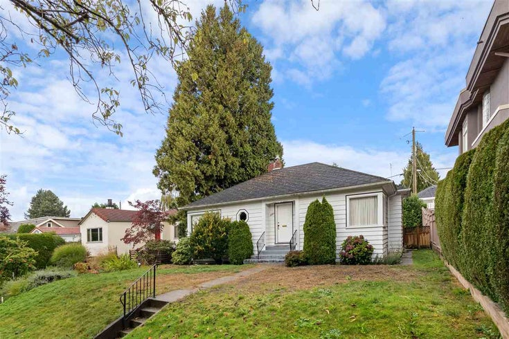 1521 W 60TH AVENUE - South Granville House/Single Family for sale, 2 Bedrooms (R2509270)
