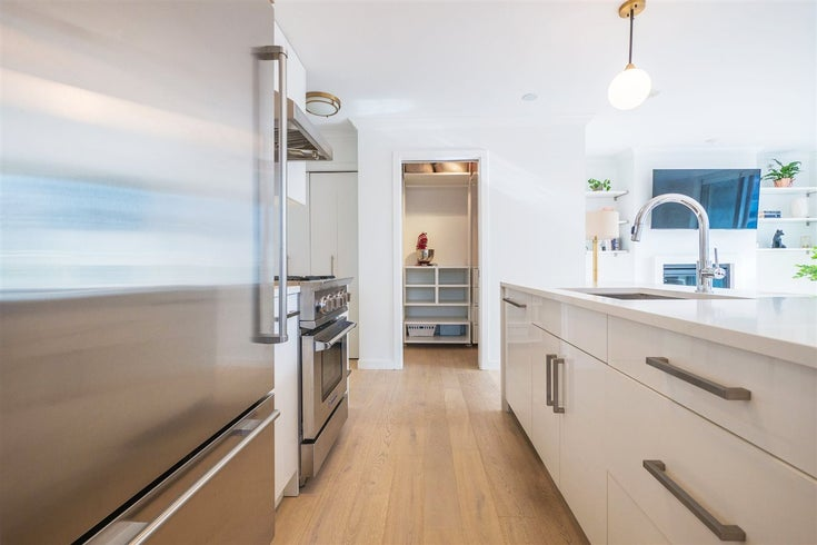 1208 1225 RICHARDS STREET - Yaletown Apartment/Condo for sale, 1 Bedroom (R2509279)