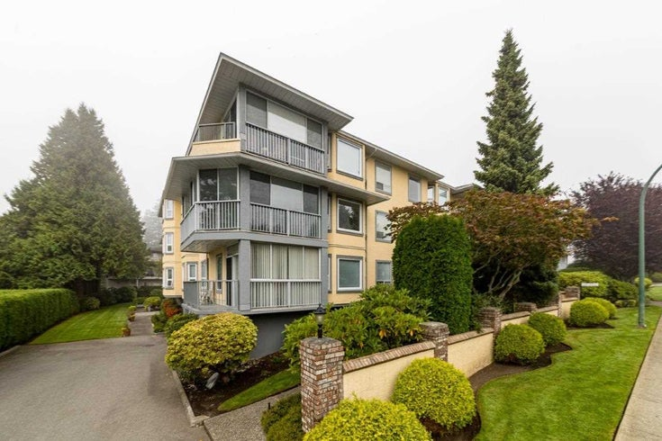 303 1459 BLACKWOOD STREET - White Rock Apartment/Condo for sale, 2 Bedrooms (R2509300)