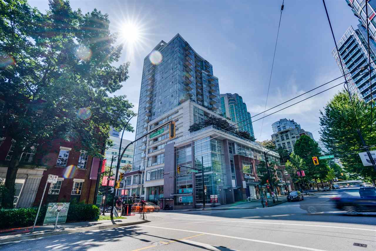 701 821 CAMBIE STREET - Yaletown Apartment/Condo for sale, 1 Bedroom (R2509308) - #1
