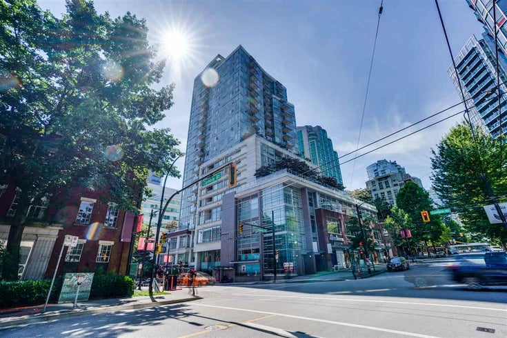 701 821 CAMBIE STREET - Yaletown Apartment/Condo for sale, 1 Bedroom (R2509308)