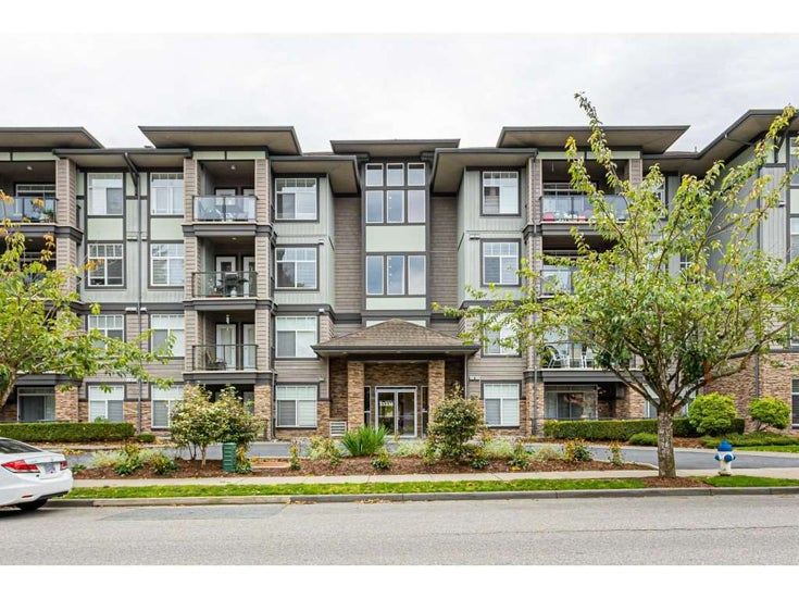 309 33338 MAYFAIR AVENUE - Central Abbotsford Apartment/Condo for sale, 2 Bedrooms (R2509328)