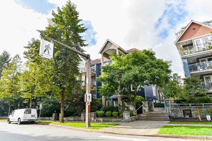 115 1190 EASTWOOD STREET - North Coquitlam Apartment/Condo for sale, 2 Bedrooms (R2509353)