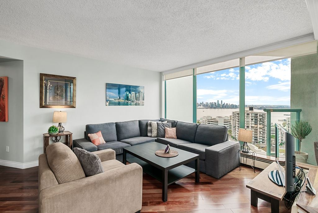 1503 120 W 2ND STREET - Lower Lonsdale Apartment/Condo for sale, 2 Bedrooms (R2509361) - #5