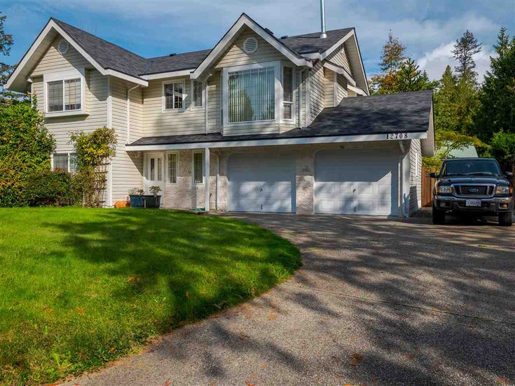 12708 MERRILL CRESCENT - Pender Harbour Egmont House/Single Family for sale, 3 Bedrooms (R2509363)