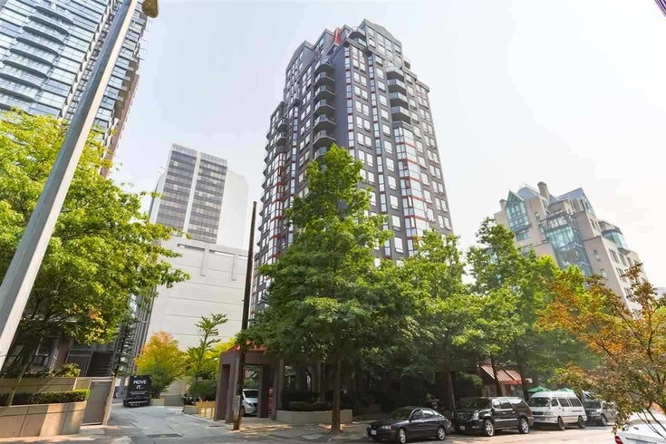 1405 811 HELMCKEN STREET - Downtown VW Apartment/Condo for sale, 2 Bedrooms (R2509439)