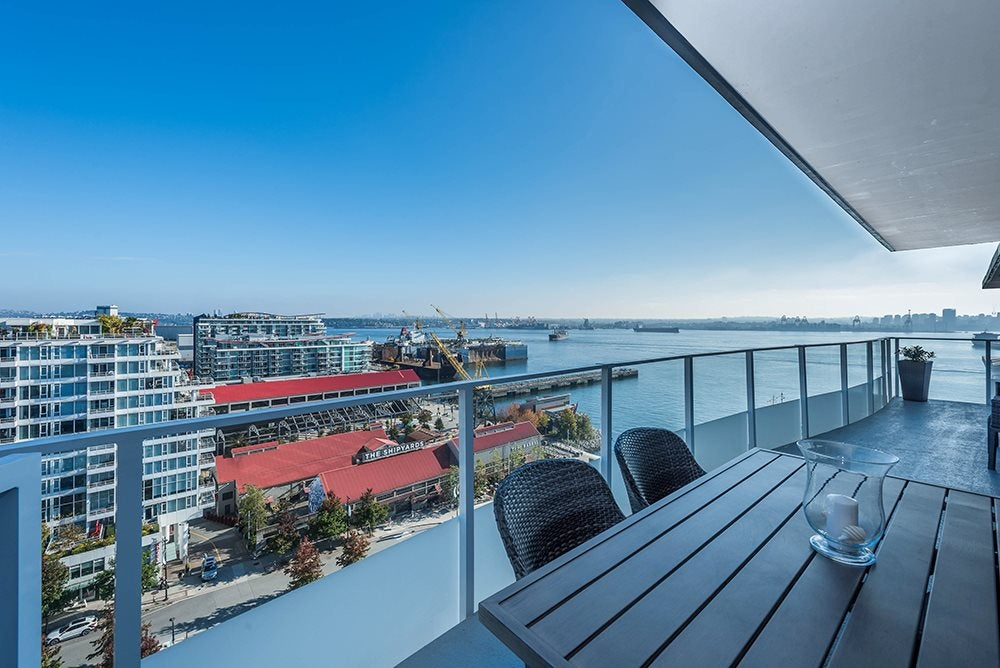 1310 118 CARRIE CATES COURT - Lower Lonsdale Apartment/Condo for sale, 2 Bedrooms (R2509456) - #1