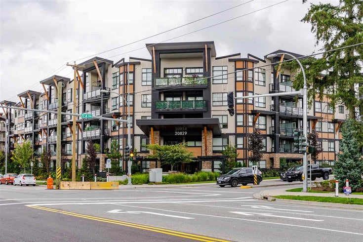 306 20829 77A AVENUE - Willoughby Heights Apartment/Condo for sale, 2 Bedrooms (R2509468)