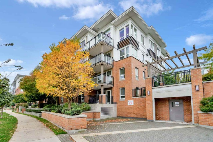 122 9399 TOMICKI AVENUE - West Cambie Apartment/Condo for sale, 2 Bedrooms (R2509486)