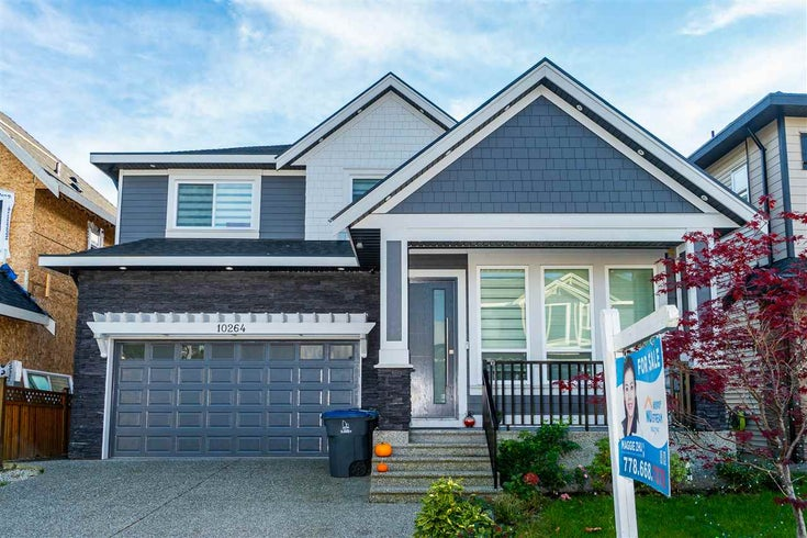 10264 165B STREET - Fraser Heights House/Single Family for sale, 6 Bedrooms (R2509495)