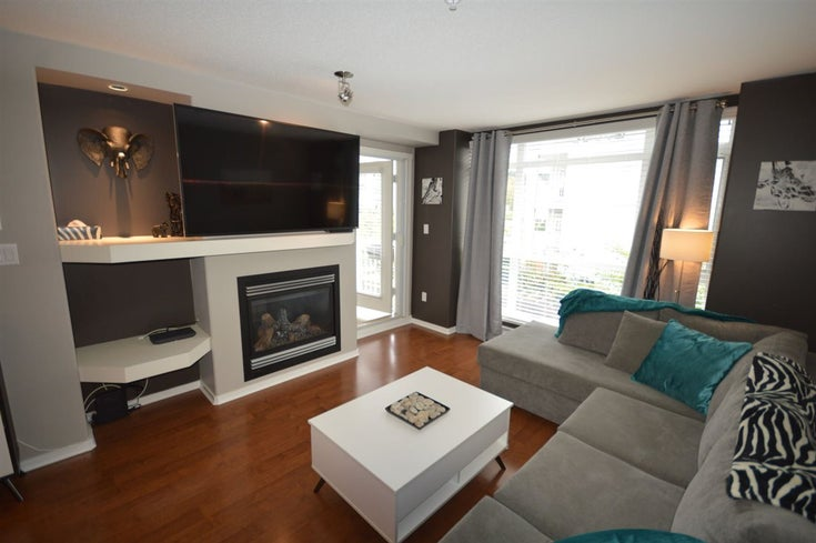 202 3148 ST JOHNS STREET - Port Moody Centre Apartment/Condo for sale, 3 Bedrooms (R2509530)