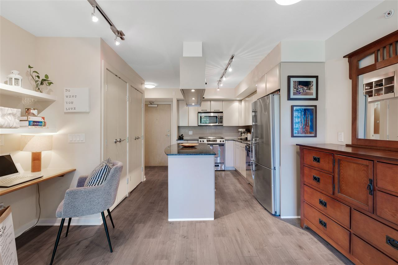 302 683 W VICTORIA PARK - Lower Lonsdale Apartment/Condo for sale, 1 Bedroom (R2509534) - #12