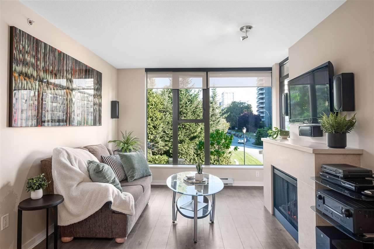 302 683 W VICTORIA PARK - Lower Lonsdale Apartment/Condo for sale, 1 Bedroom (R2509534) - #2