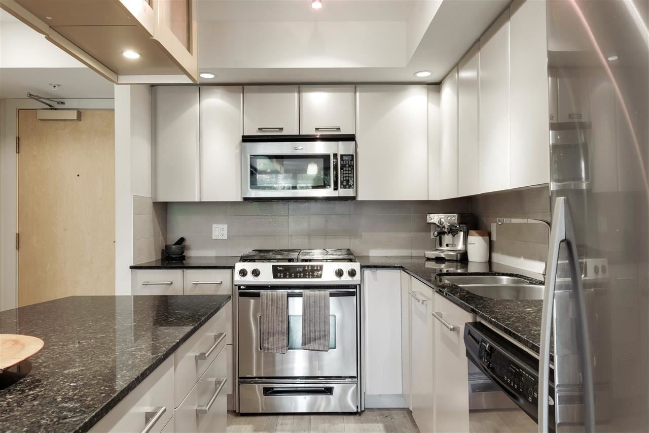 302 683 W VICTORIA PARK - Lower Lonsdale Apartment/Condo for sale, 1 Bedroom (R2509534) - #8