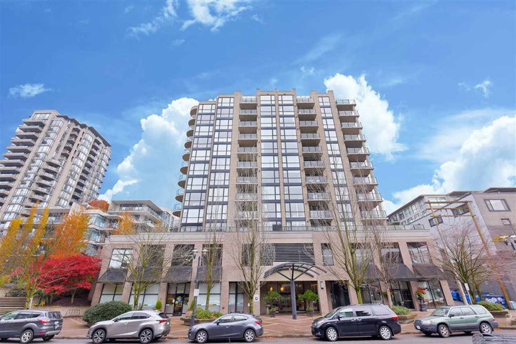 507 124 W 1ST STREET - Lower Lonsdale Apartment/Condo for sale, 2 Bedrooms (R2509553)