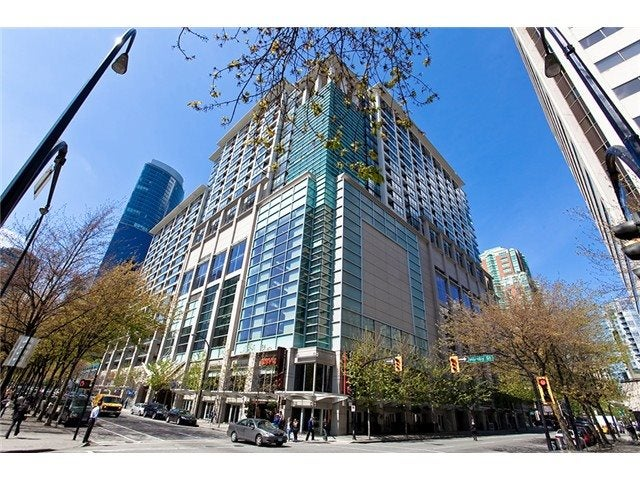 1817 938 SMITHE STREET - Downtown VW Apartment/Condo for sale, 1 Bedroom (R2509568)