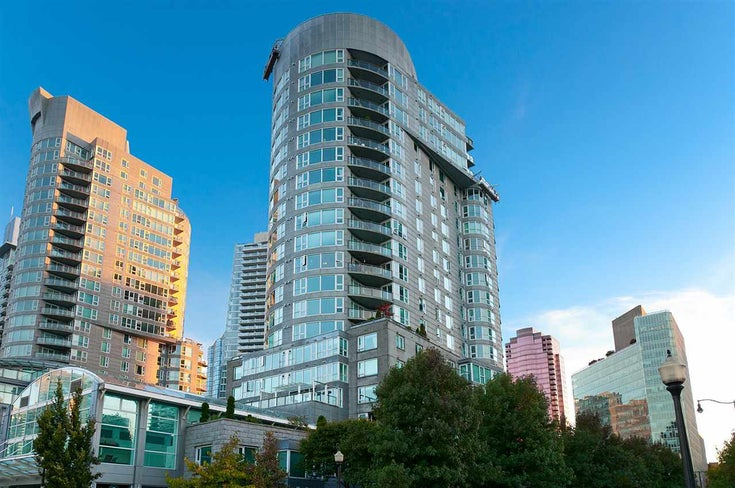 503 560 CARDERO STREET - Coal Harbour Apartment/Condo for sale, 1 Bedroom (R2509630)